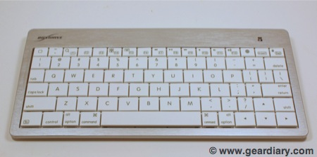 GearDiary BoxWave Type Runner Bluetooth Keyboard Review