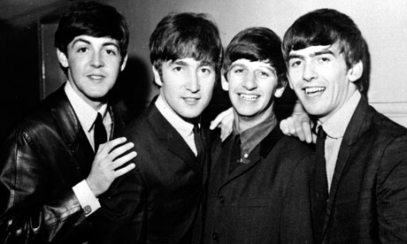 Celebrating 50 Years Since the First Beatles Single!