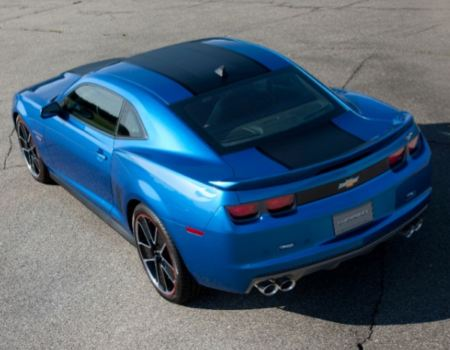 Chevy to Offer Real Hot Wheels Camaro  Chevy to Offer Real Hot Wheels Camaro