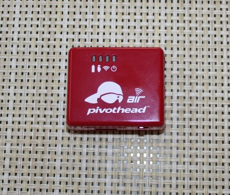 AirPivothead Wireless Storage System, Review