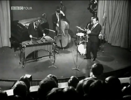 Check Out an Entire 'Jazz Goes to College' Episode from the Stan Getz Quartet