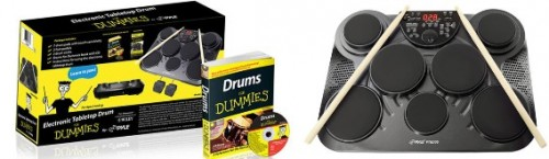 Pyle Audio Drums up Partnership with Wiley to Create First Drums for Dummies Kits