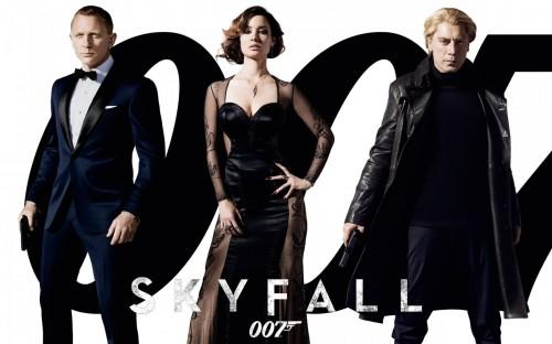 Skyfall Film Review