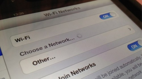 Has iOS 6 (and 6.0.1) Wrecked Your WiFi Connectivity?  These Steps Might Help