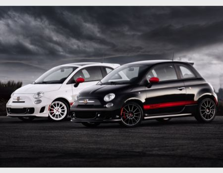 Fiat 500 Abarth an Italian 'Hottie'