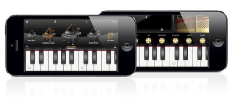 IK Multimedia Brings iGrand Piano to iPhone!