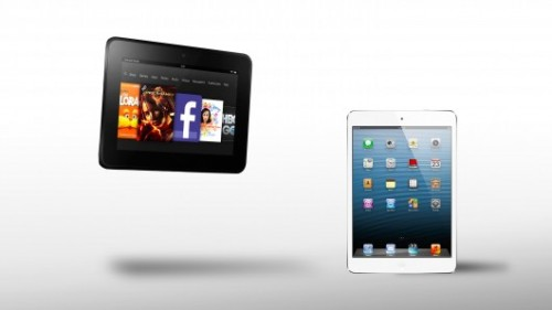 Stereo Sound Test Review - Kindle Fire HD vs iPad Mini