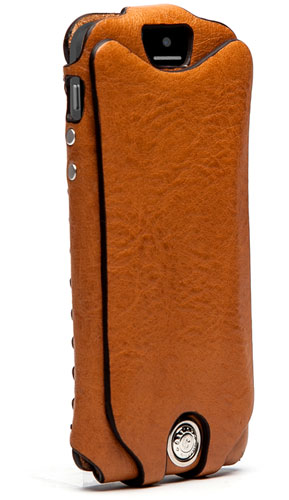 Orbino Will Wrap Your iPhone 5 and iPad mini in Sumptuous Leather