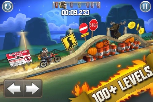 Bike Baron for iPhone Review