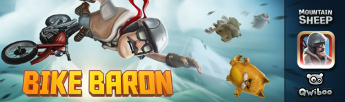 Bike Baron on iOS Gets an Update and a Sale Price!
