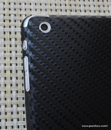 Bodyguardz Sentinel and Armor Carbon Fiber Protection for iPad mini Part 1 of 2