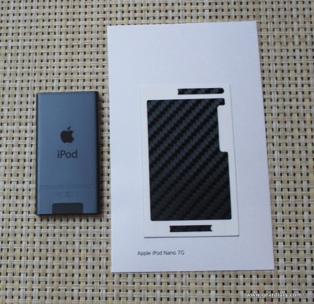 Bodyguardz Armor for 7th Generation iPod nano Review