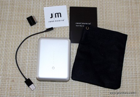 Gear Diary Just Mobile Gum Battery 007