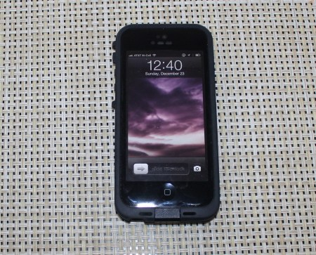 Gear Diary LifeProof for iPhone 012