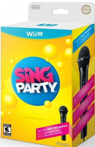 SiNG Party Video Game Review on Nintendo Wii U