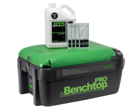BenchtopPRO Parts Washer Review - a Safe, Green Alternative