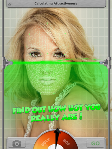 Is 'Ugly Scan' The Worst Idea EVER for an App?