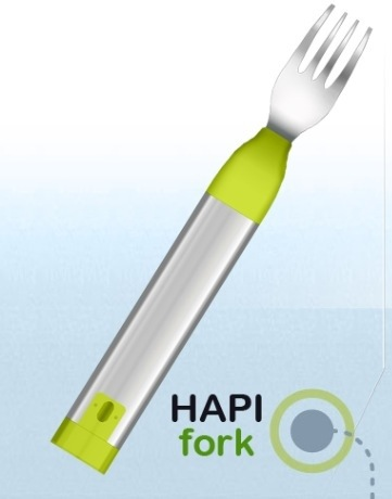 Forks Go Connected with HAPILABS HAPIfork  Forks Go Connected with HAPILABS HAPIfork