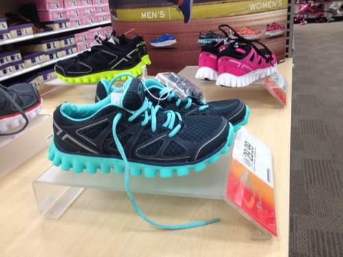 Minimal-ish Shoes Trickle Down to Target