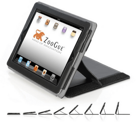 ZooGue New iPad Leather Case Genius Pro Review