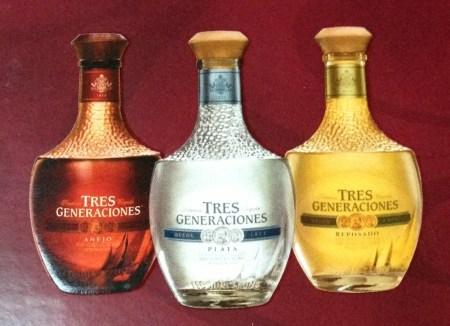 Tres Generaciones Anejo Tequila, a Taste of Family History  Tres Generaciones Anejo Tequila, a Taste of Family History