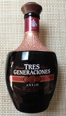 Tres Generaciones Anejo Tequila, a Taste of Family History  Tres Generaciones Anejo Tequila, a Taste of Family History  Tres Generaciones Anejo Tequila, a Taste of Family History  Tres Generaciones Anejo Tequila, a Taste of Family History