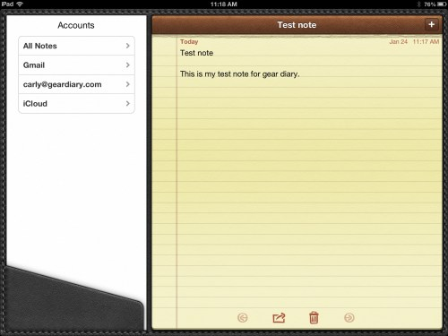 How to Maximize iOS Notes App