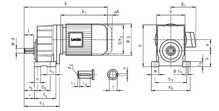 Help And Information For Lenze Gst Helical Geared Motors