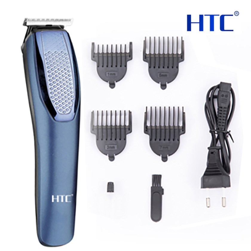 HTC AT-1210 Beard Trimmer and Hair Clipper for Men