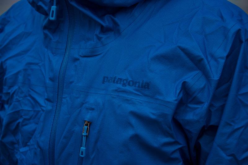 Patagonia M10 close up front