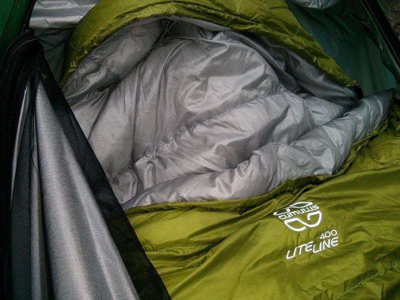 Cumulus-lite-line-400-hammock