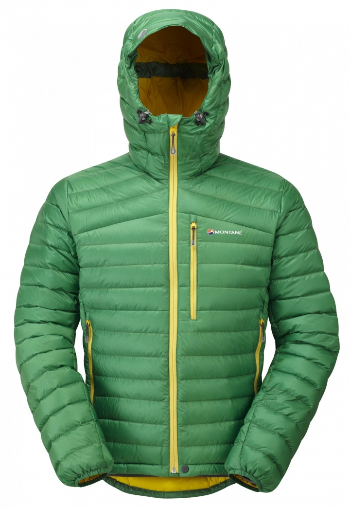 Montane Featherlite down hoody