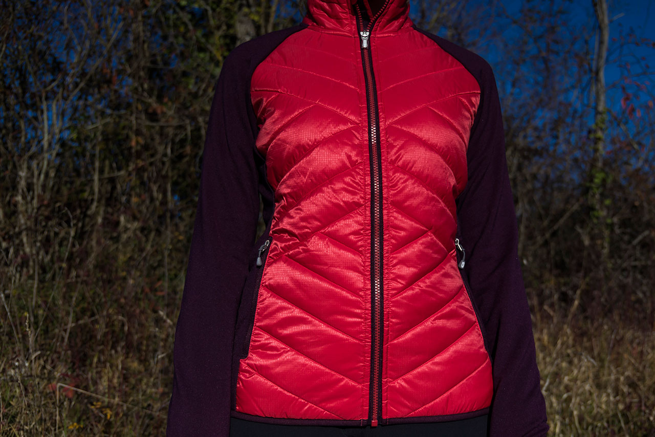 Smartwool Corbet review: Front