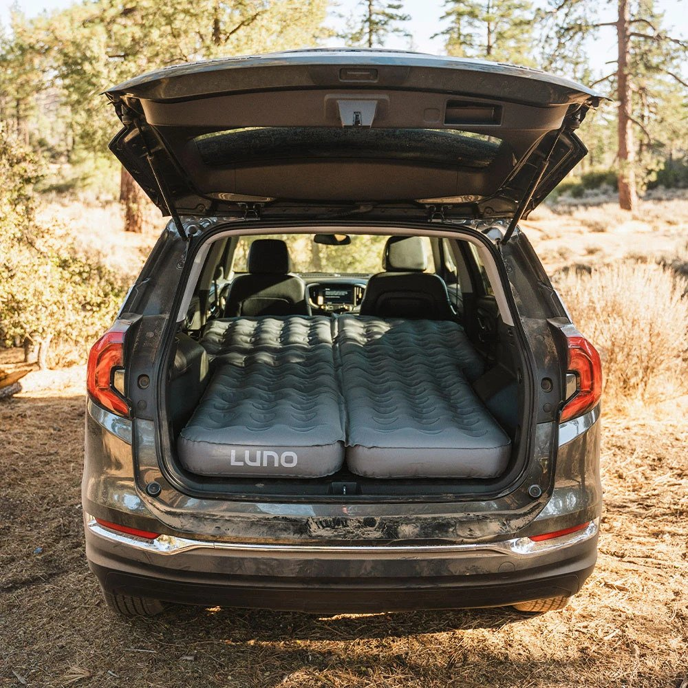 Turn your car into a camper