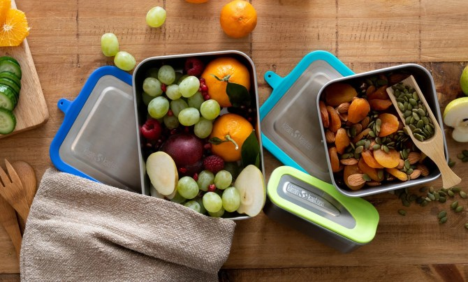 Klean Kanteen Plastic Free Food Containers