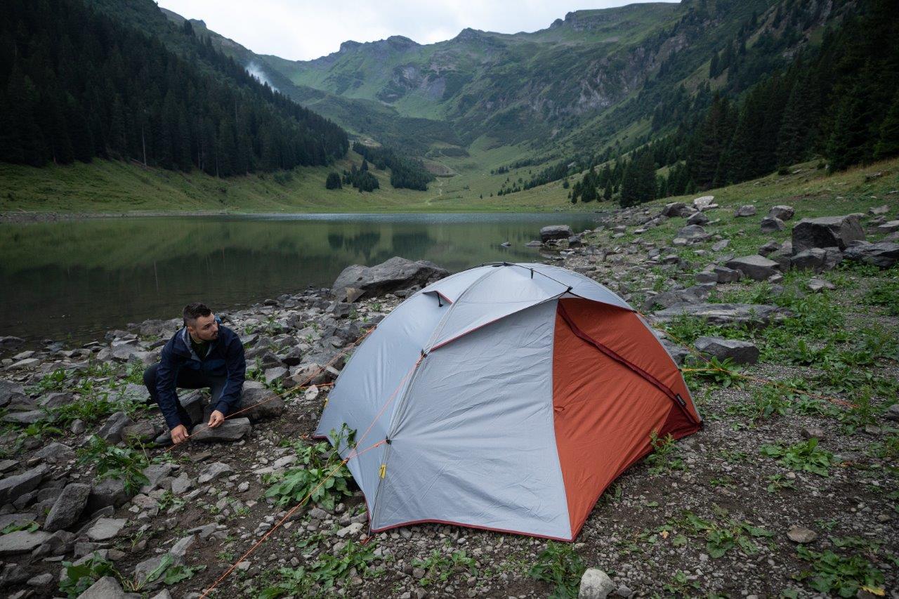 New Forclaz and Quechua Range