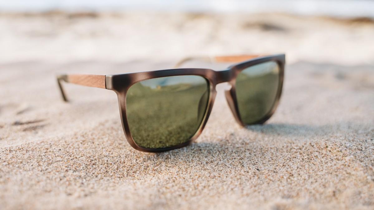 Camp Shwood Sustainable Sunglasses