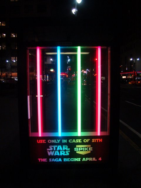 lightsabers on demand at