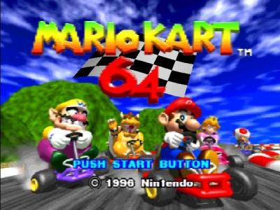 Sabes que no existen mejores juagos que el Mario Kart, Ocarina y Mario 64
