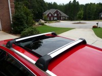 LONG Product Review/Comparison: Prorack Whispbar (roof ...