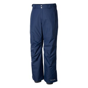 Columbia Bugaboo II Plus Short Mens Ski Pants 2019