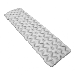 Disc-O-Bed Disc-Pad, Custom Desgined Inflatable Sleeping Pad for Disc-O-Bed, Grey