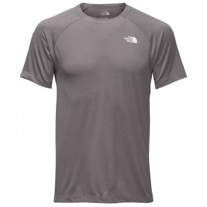 The North Face Progressor Power Wool Short Sleeve Crew Shirt (Men's)