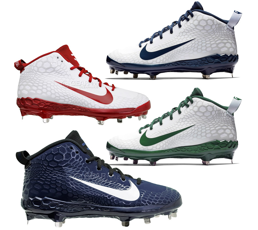 Mike Trout Nike Molded Cleats