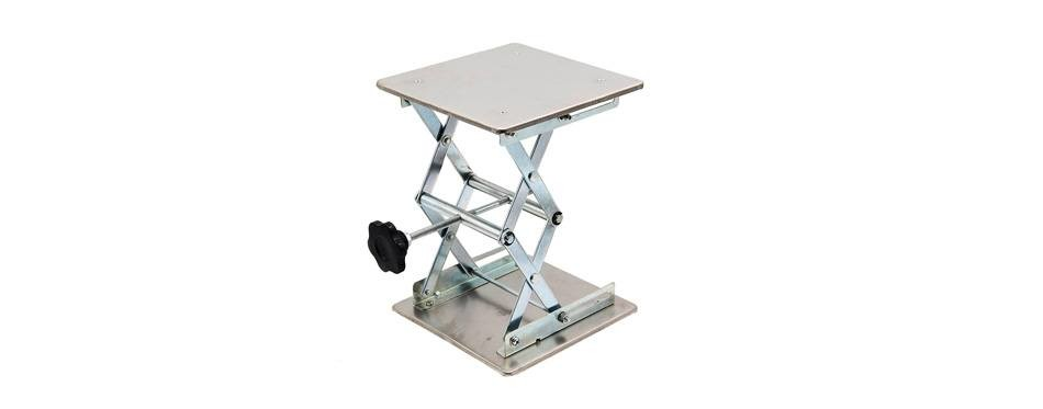 7 Best Scissor Lift Tables In 2020 [Buying Guide]