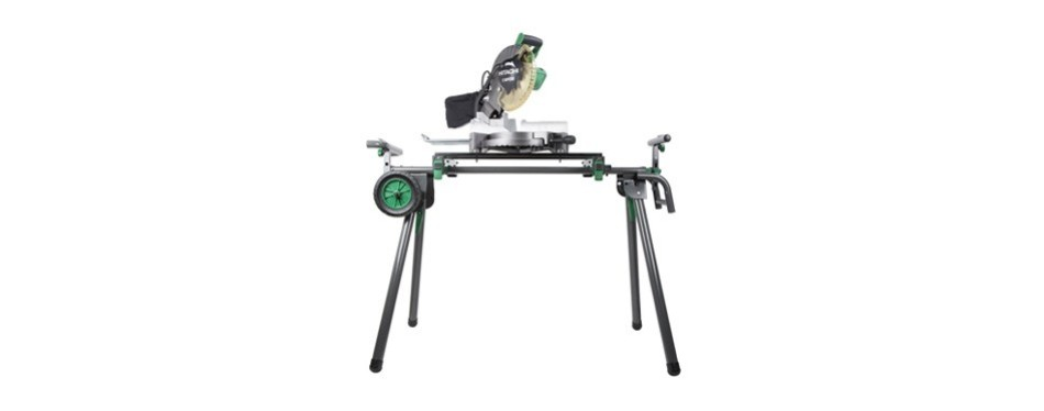 5 Best Miter Saw Stands In 2019 [Buying Guide]