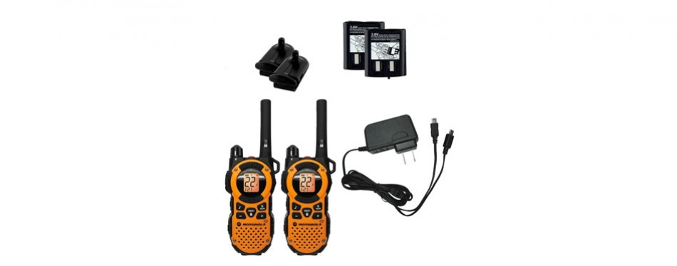 8 Best Long Range Walkie Talkies in 2018 [Buying Guide