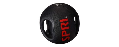 spri dual grip medicine ball - Gymmangesh