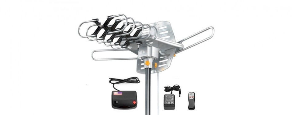 10 Best Outdoor TV Antenna in 2019 [Buying Guide]