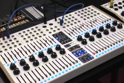 CV Recorder Firmware Update for the KOMA Komplex Sequencer